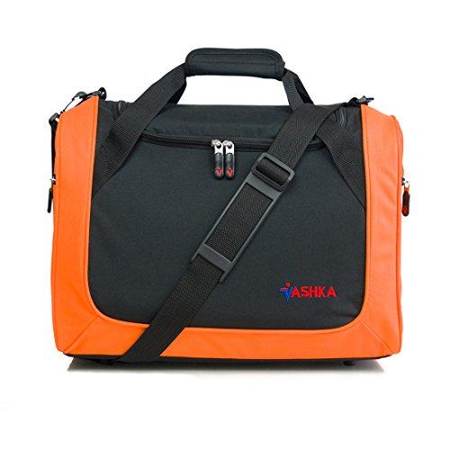 Vashka On-board Wizzair Cabin Bag / Handgepäck 42x32x25cm Massive 30 Liter Fassungsvermögen - Orange