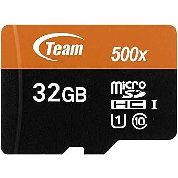 Team Group Micro SD 2 GB con Adaptador SD Tarjeta de Memoria 32 GB ...
