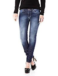 PLEASE - P9 dq4 femme skinny pantalon jeans