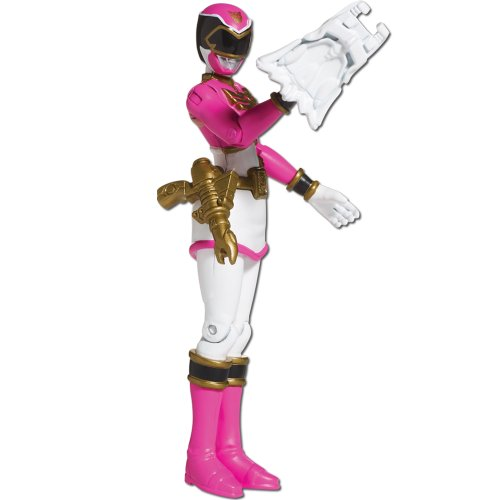 Bandai 35105 - Power Rangers Megaforce Pinker Ranger