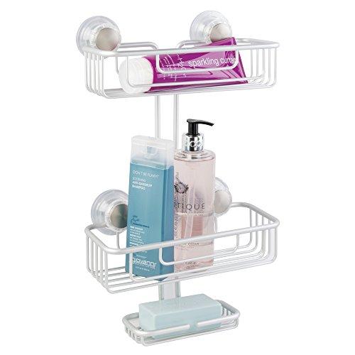 mdesign-rustproof-aluminum-turn-n-lock-suction-bathroom-shower-caddy-for-shampoo-conditioner-soap-3-
