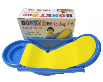 Others Baby Bath Tub Foldable