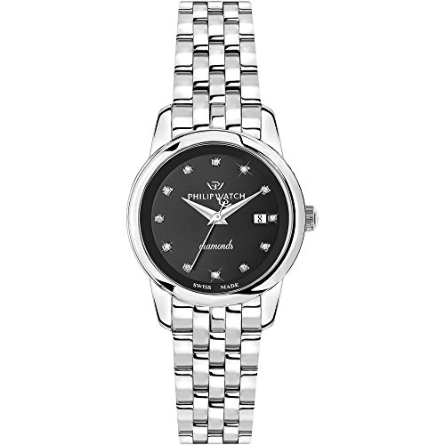 Women Only Time Watch Philip Watch Anniversary Elegant Cod. r8253150501