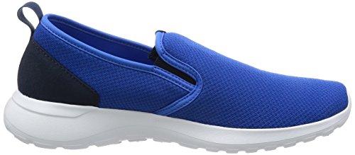 adidas Cloudfoam Lite Racer So Herren Laufschuhe, Grau (Gritra/Onix/Ftwbla) 44 blue/conavy/ftwwht