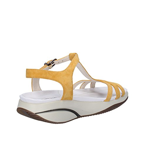 MBT ,  Damen Schuhe mit Riemchen Gelb