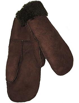 SAWA Kinder Handschuhe aus Lammfell