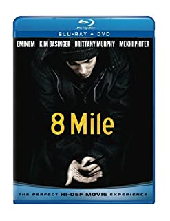 8 Mile [Blu-ray] (B0068FZ0XI) | Amazon price tracker / tracking, Amazon price history charts, Amazon price watches, Amazon price drop alerts