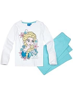 Disney Frozen - Il regno di ghiaccio Ragazze Pigiama 2016 Collection - turchese