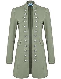 Apparel - Outlet - Veste de tailleur - Manches Longues - Femme -  vert - 42