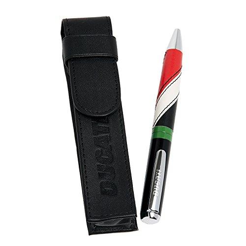 stylo-bille-de-luxe-ducati-avec-pochette-cuir