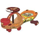 Toyzone Chota Bheem Magic Car, Multi Color