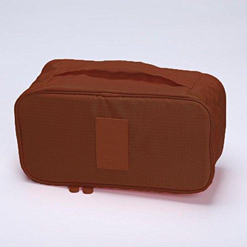 Hongch Multi-Funktions-Spielraum-Organisator-Speicher-Beutel-BH Unterwäsche-Beutel Kosmetik Make-up-Tasche (3-wege-bh)