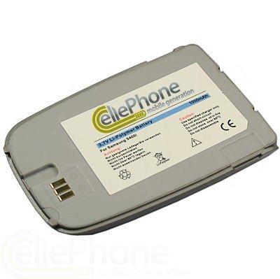 cellePhone Akku Li-Polymer für Samsung SGH-S400i - anthrazit ( ersetzt BST5518TE )