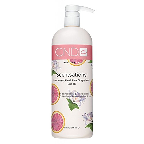 Creative Nail Lotion, Honey and Grapefruit, 31 Fluid Ounce by Creative Nail