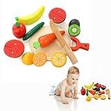 OFKPO Gioco dell'imitazione - Frutta Tagliabile