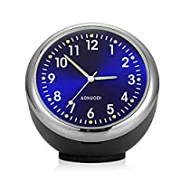 ‏‪Mini Car Digital Quartz Clock Decoration High Precision Automotive electronic Car Accessories‬‏