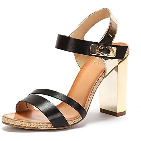 Estate scarpe di legno/ Sandali della signora/ sandalo donna testa