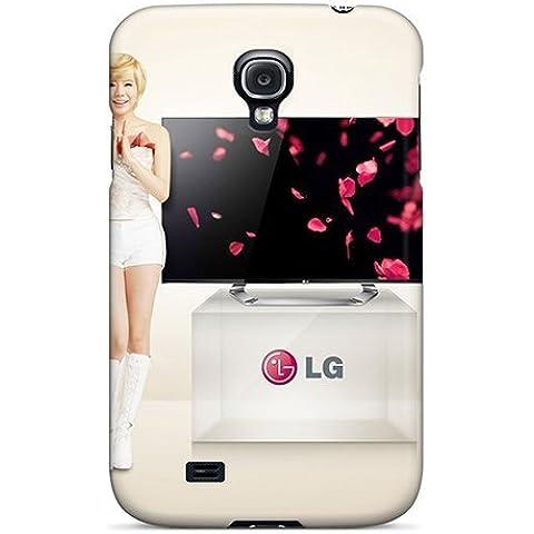 New Tpu Hard Cases Premium Galaxy S4 Skin Cases Covers(girls¡¯ Generation Lg 3d Tv Wallpaper 09)