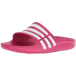 adidas Children's Duramo Slide Sandals, Pink (Pink Buzz/Running White Ftw/Pink Buzz), 5 UK (37 EU)