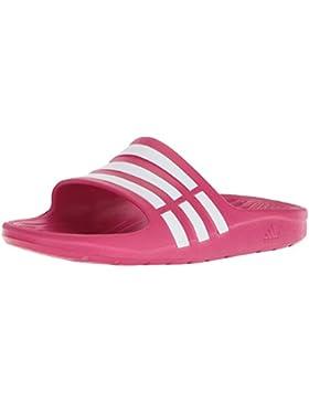 Adidas Duramo Slide K, Zapatos de Playa y Piscina para Niñas