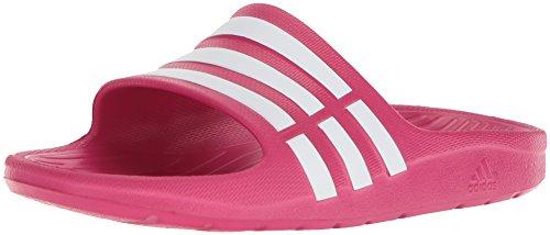 Adidas Duramo Slide K, Chaussures de Plage & Piscine Mixte Enfant