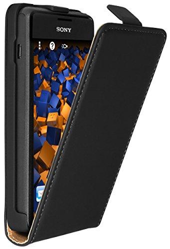 mumbi Flip Case für Sony Xperia E1 / E1 Dual Tasche