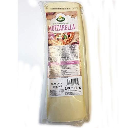 Arla Mozzarella Cheese Block - 1x2.3kg