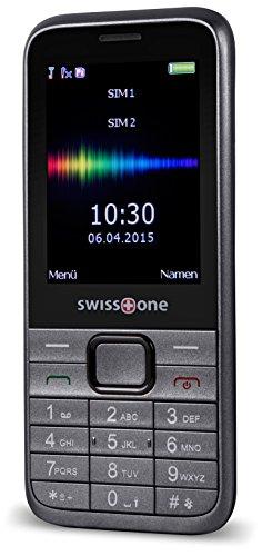 swisstone SC 560 – Dual SIM Mobiltelefon mit extra großem beleuchtetem Farbdisplay - 4