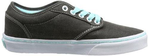 Vans  ATWOOD, Sneakers Basses femme Schwarz ((Speckle) raven)