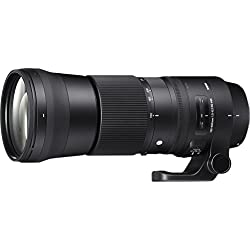 Sigma Objectif 150-600 mm F5-6.3 DG OS HSM Contemporary - Monture Canon