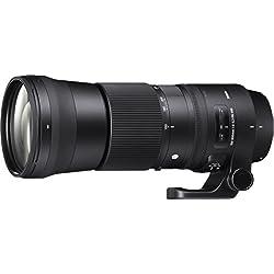 Sigma Objectif 150-600mm F5-6.3 DG OS HSM Contemporary - Monture Nikon