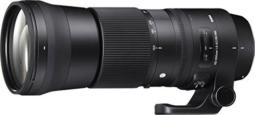 Sigma 150-600mm F5,0-6,3 DG OS HSM Contemporary Objektiv (95mm Filtergewinde) für Nikon Objektivbajonett