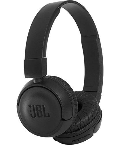 JBL T460BT Negro Supraaural Diadema Auricular - Auriculares (Supraaural, Diadema, Inalámbrico, 20-20000 Hz, 300 g, Negro)