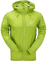 Mountain Equipment - Lattice men's hard shell jacket (green) - XL