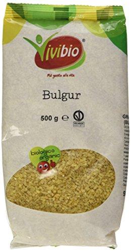 Vivibio Bulgur Riso e Cereali 2 pezzi da 500 g