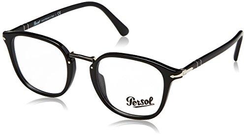 Persol Brillen SARTORIA PO 3187V BLACK Herrenbrillen