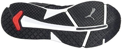 Puma Ignite XT V2 Mesh Wn's, Scarpe Sportive Indoor Donna Nero (Puma Black-puma White 02)