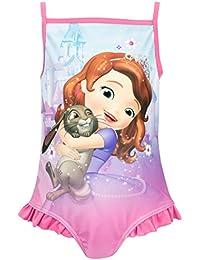 Disney Sofia the First - Traje de baño para niña - Princesa Sofia