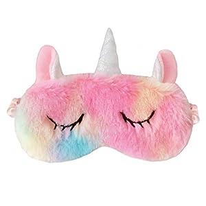 dressfan Unicornio Máscara para Dormir