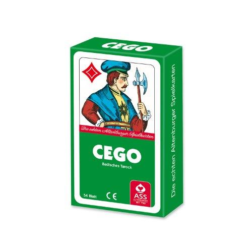 Preisvergleich Produktbild ASS Altenburger Spielkarten 70031 Cego