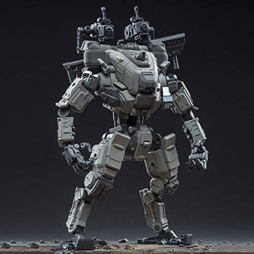 Mensch Kostüm Roboter - YxFlower Custom Mecha Figur Model Kit,22CM Mech Model Actionfiguren Soldaten DIY Soldier Action Figure Spielzeug - Fifth Generation Strikes Mecha