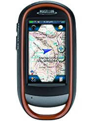Magellan Outdoor Navigations Gerät Explorist 710