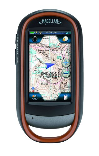 Magellan Outdoor Navigations Gerät Explorist 710