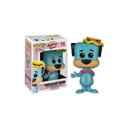 Funko - Figurine Hanna Barbera - Huckleberry Hound Pop 10cm - 0849803045814