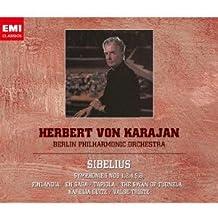 Sibelius:Symphonies [Sacd]