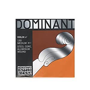 Dominant Strings 130 4/4 Aluminium Wound Ball Violin E String