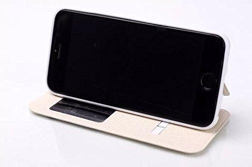 iPhone Case Cover diapositive de répondre aux cas de style kaka étui pour iphone - soie modèle 6 6 ( Color : 3 , Size : IPhone 6 6s ) 1