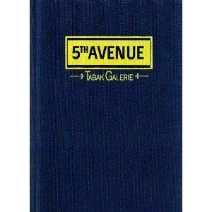 5th Avenue Tabak Galerie (Dritter illustrierter Katalog 1978 / '79) [Textileinband - Rara] Tabak Pfeife Kunst