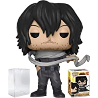 Funko Pop! Anime: My Hero Academia - Shota Aizawa Vinyl Figure (Includes Compatible Pop Box Protector Case)