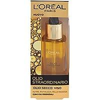 L'Oréal Paris Olio Straordinario Olio Viso Secco Nutriente Rivitalizzante, 30 ml